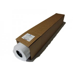 Standard Plotter Paper 90gsm 1 x Roll of 841mm X 90m
