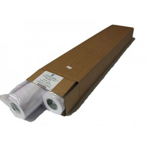 Standard Plotter Paper 90gsm 2 x Rolls of 594mm X 45m